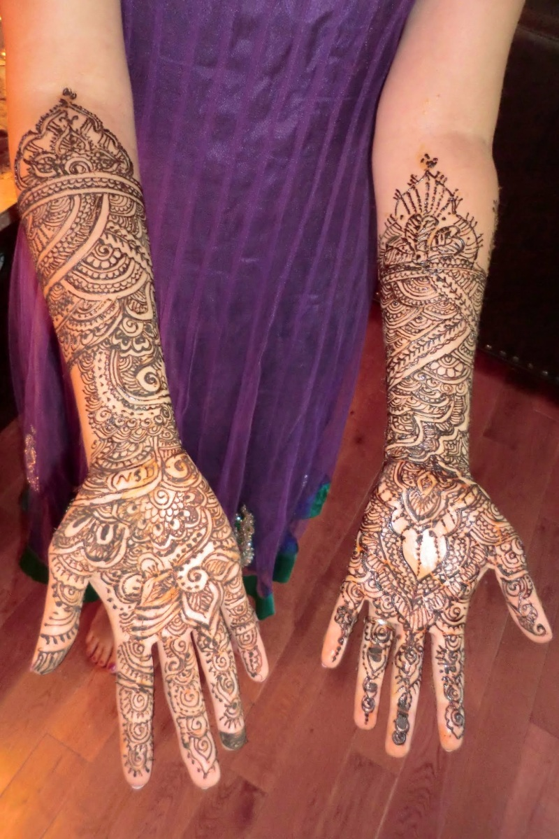 What to Expect: Mehndi